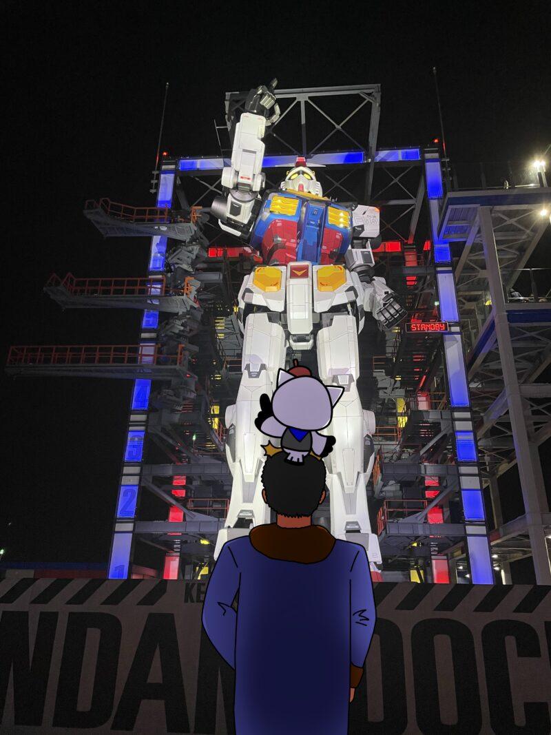 ガンダム横浜 写真5